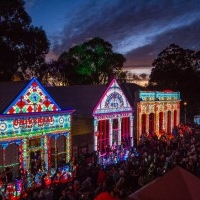"""Ballarat市に""""Winter Festival""""が、やってくる!!"""