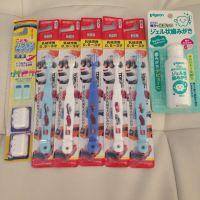 乳幼児用トミカ歯ブラシ(0.5-3歳)