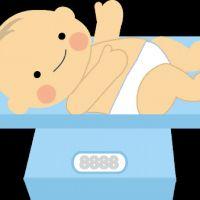 Mum's Marketフリマで乳幼児体重測定(無料)