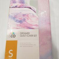 シングルサイズ Quality Cover Set