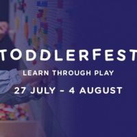 Toddlerfest @ Scitech!!  【4歳未満無料】